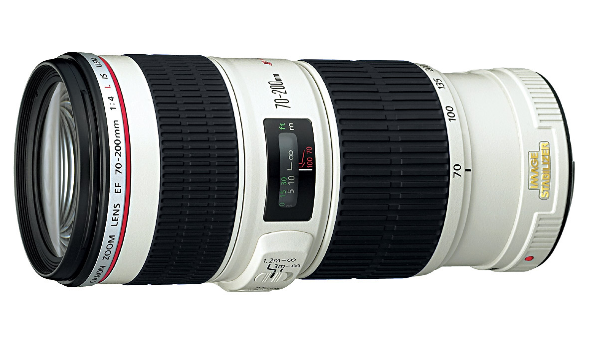 -Canon EF 70-200mm f/4 L IS USM