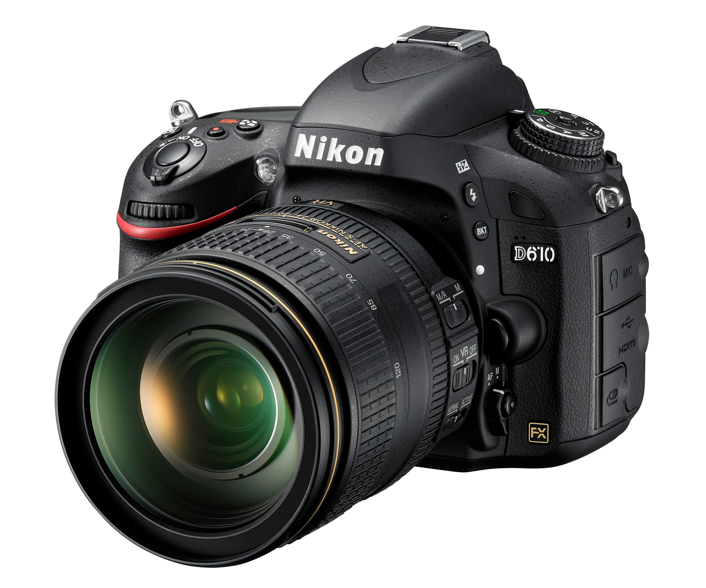 -NIKON D610 BODY N. scatti 5.271