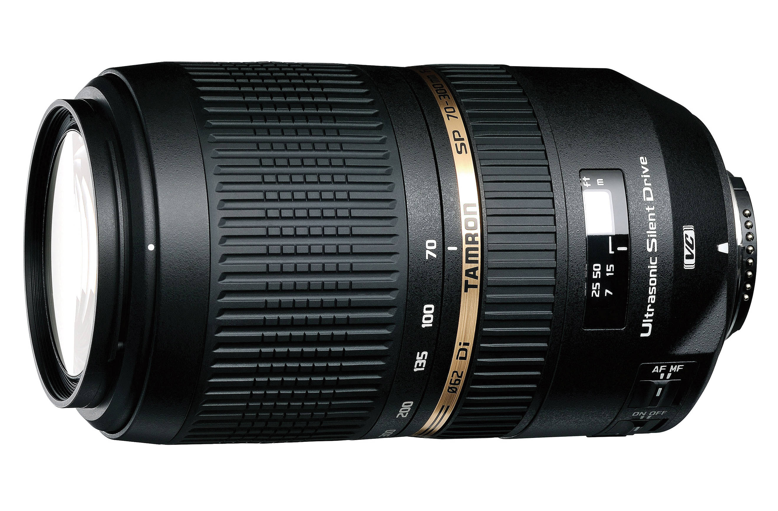 -Tamron SP 70-300mm f/4-5.6 Di VC USD PER NIKON